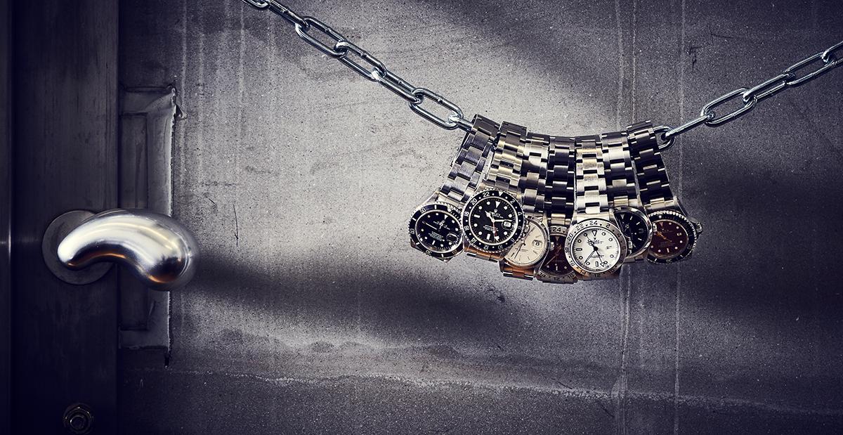 ROLEX腕時計